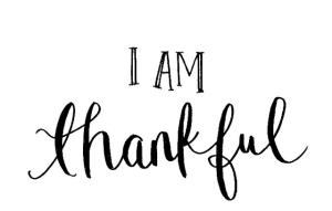 thankful 1