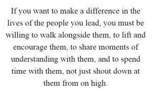 walk alongside 2
